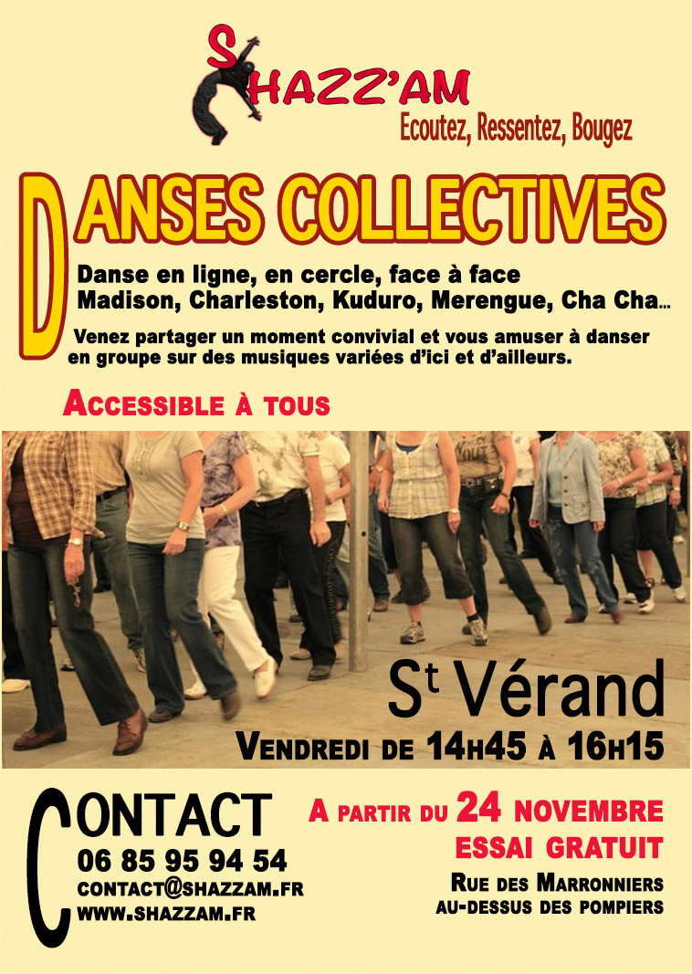 Danses collectives